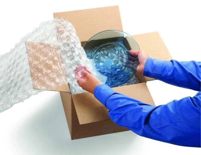 JetstarCargo luôn đảm bảo đóng gói hàng dễ vỡ một cách an toàn nhất