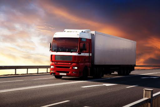 Vận chuyển hàng hóa bằng đường bộ