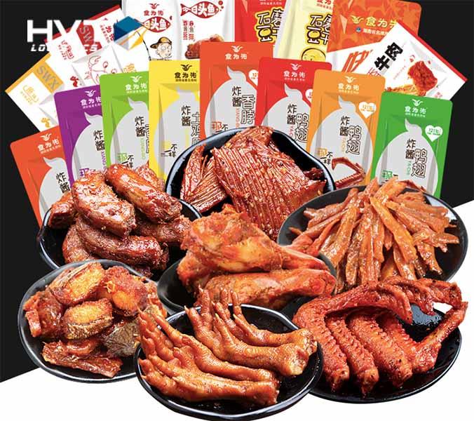 Nhận order đồ ăn nội địa Trung Quốc nhanh chóng, chuyên nghiệp nhất