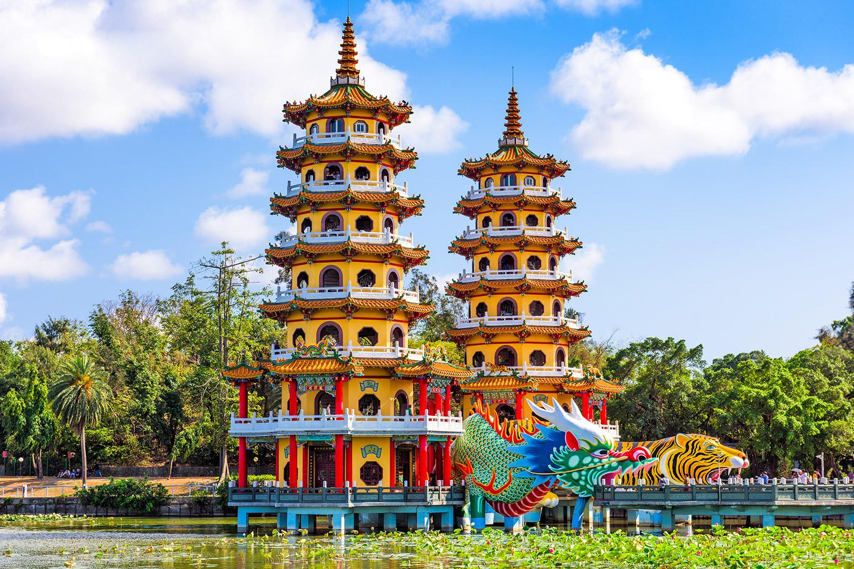 Đất nước tiềm năng của ngành vận tải Việt Nam - Taiwan ( Trung Quốc)
