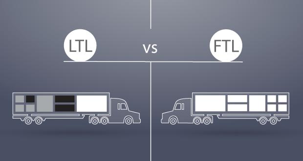 Nên lựa chọn FTL hay LTL?