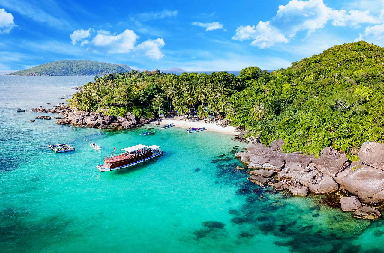 Chuyển phát nhanh hàng hoá từ Sài Gòn đi Côn Đảo