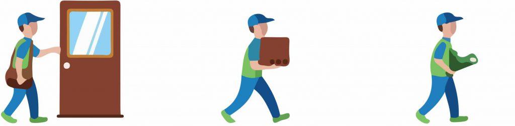 Dịch vụ chuyển phát nhanh hàng hoá từ mọi nơi đến mọi miền