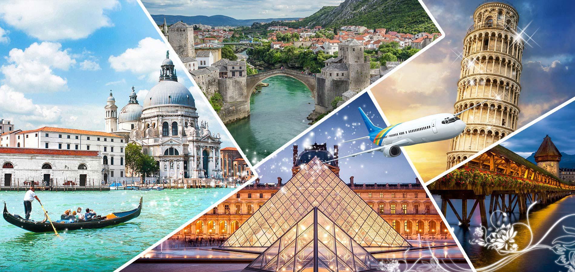 Vận chuyển hàng đi châu Âu tại Cần Thơ giá siêu rẻ, an toàn