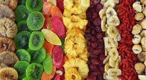 Gửi trái cây sấy đi California (Mỹ) giá siêu rẻ, uy tín