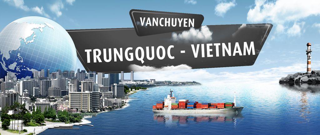 Vận chuyển hàng hoá Việt Nam - Trung Quốc