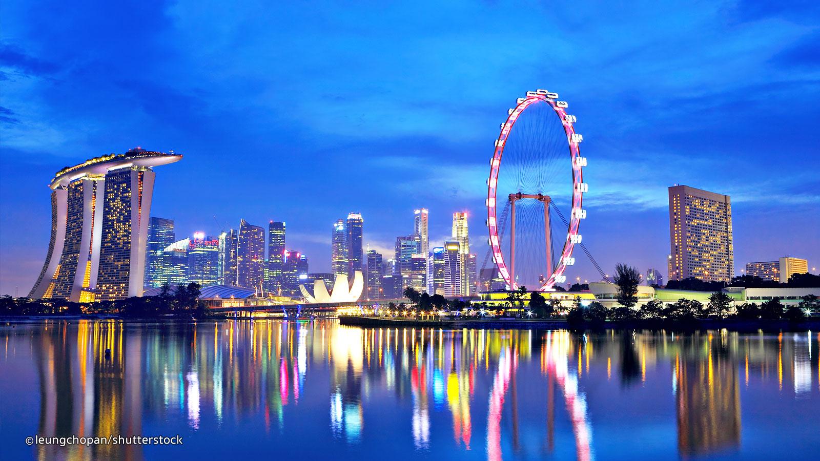 vận chuyển cấp tốc sang Singapore