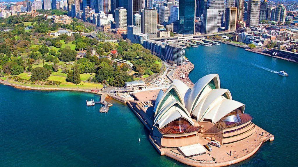 Chuyển phát nhanh đi Úc nhanh chóng, uy tín, giá rẻ
