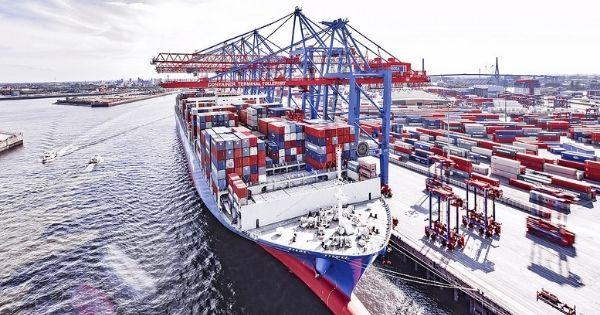 Cosco Shipping Ports mua lại cổ phần tại cảng Hamburg